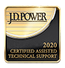 J.D. Power Certified Assisted Technical Program