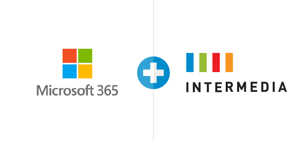 Microsoft 365 enhanced with integrated Intermedia services